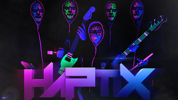 HAPTIX - LIVE BASS MUSIC - Alternative Dubstep Rock Elektro Indie Live Act in Verl