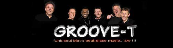 Groove-T - Soul Rhythm & Blues (R&B) Live Act in Winkelhaid
