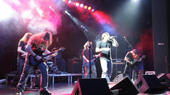 Unrepentant - Heavy Metal Death Metal Melodic Metalcore Live Act in Bretten