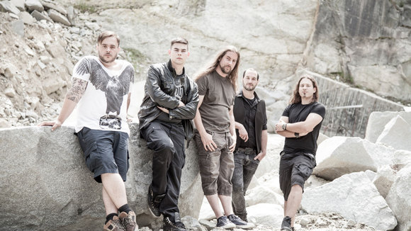 This Cold Life - Heavy Metal Death Metal Melodic Metal Live Act in Passau