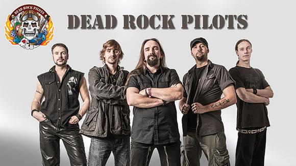DeadRockPilots - Rock Cover Live Act in Bremen