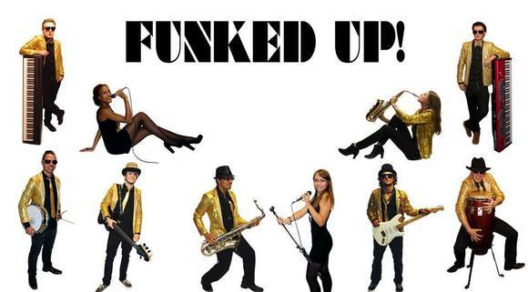 Funked Up! - Funk Soul Live Act in Moers