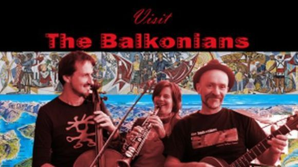 Balkonians - Folk Klezmer Live Act in Berlin
