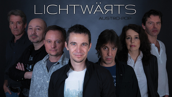 Lichtwärts - Pop Austropop Live Act in Wien
