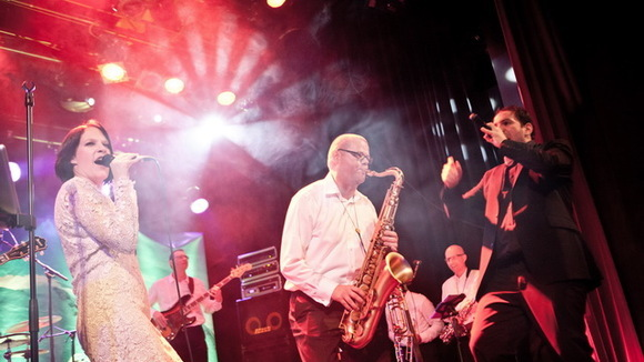 LöFönk - Funk Soul Live Act in Zürich