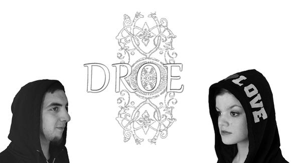 DROE - Electronica Alternative Experimental Pop Live Act in Frastanz