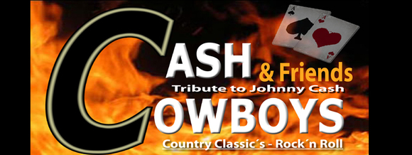 Cash Cowboys - Country Rock 'n' Roll Live Act in Wien