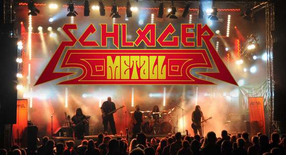 SchlagerMetall - Heavy Metal Schlager Rock Cover Party Live Act in Bonn