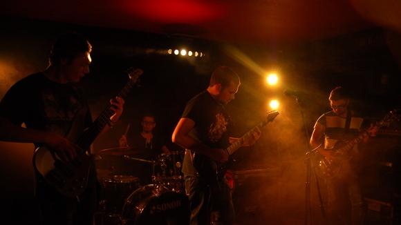 Viridian - Rock Alternative Metal Live Act in Erfurt