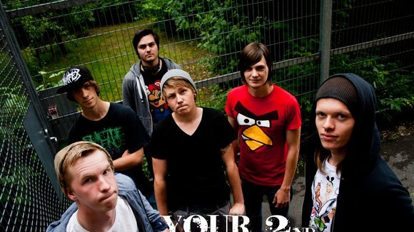 Your 2nd Last Chance - Heavy Metal Popcore Metalcore Live Act in Paderborn