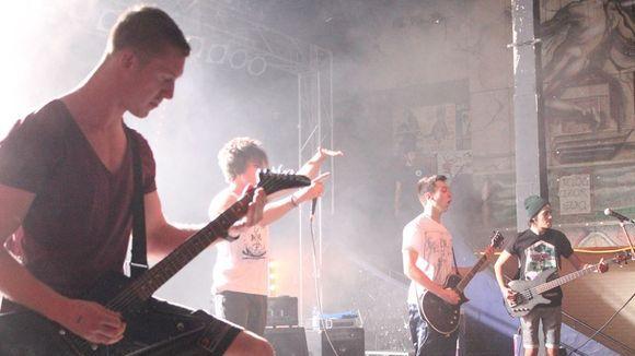 Cedric - Heavy Metal melodic Hardcore Live Act in Vaihingen an der Enz