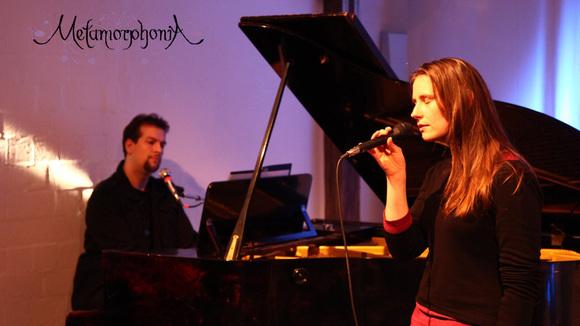 Metamorphonia - Singer/Songwriter Live Act in Hamburg
