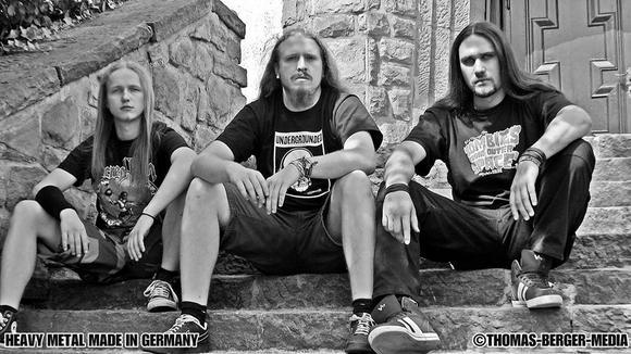 ErzfeinT - Heavy Metal Death Metal Thrash Metal Live Act in Dortmund