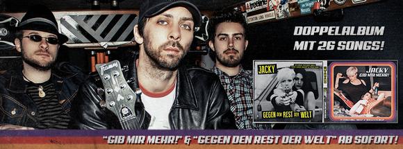 Jackyrockn - Alternative Rock 'n' Roll Rock Live Act in Viernheim