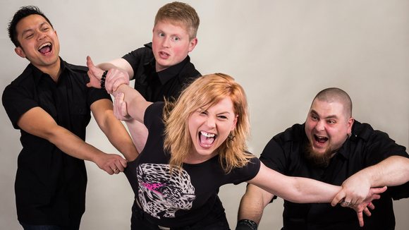 Frozen Silk - Rock Alternative Metal Post-Grunge Power Pop Live Act in Bremerhaven