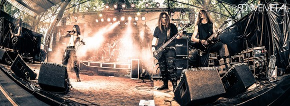 Fleshcult - Heavy Metal Death Metal Black Metal Live Act in Ratzeburg