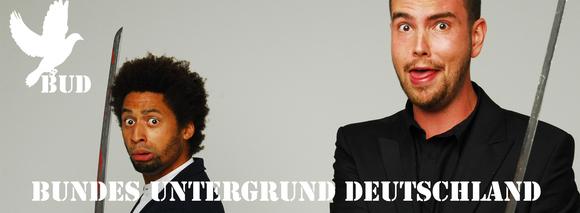 BundesUntergrundDeutschland - Rap Rap Electro Live Act in Bonn