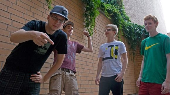 .laut - Rock Live Act in Berlin