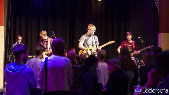 Congrats! - Alternative Postrock Indie Live Act in Friedberg (Hessen)