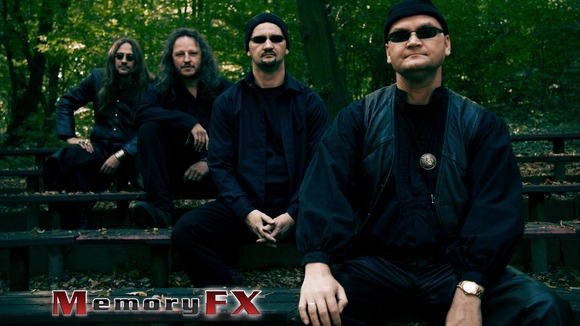 MemoryFX - Melodic Rock Progressive Rock Heavy Metal Rock Melodic Live Act in Brandis