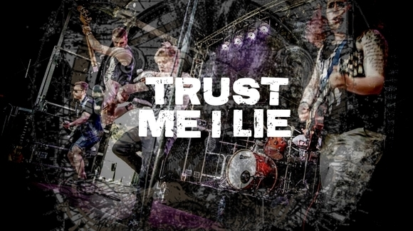 TRUST ME I LIE - Heavy Metal Live Act in Saarbrücken