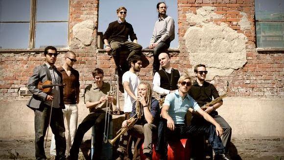 MENIAK - Worldmusic Latin Rock Ska Reggae Live Act in Chemnitz