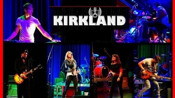kirkland - Pop Live Act in Wiesbaden