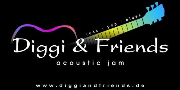 Diggi and Friends - Rock Cover Acoustic Rock Live Act in Altenkrempe