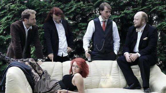 dynamum - Rock Hard Rock Deutschrock Live Act in Leipzig
