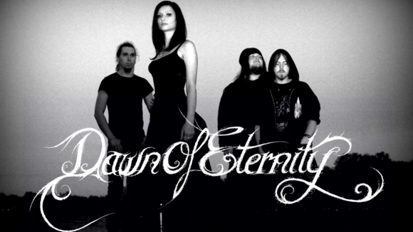 Dawn of Eternity - Heavy Metal Melodic Metal Gothic Rock Live Act in Nürnberg