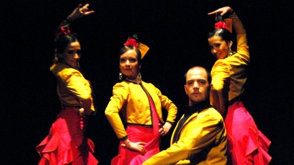 Sevilla Flamenco Company (Spanish Ballet) - Folk Live Act in Sevilla