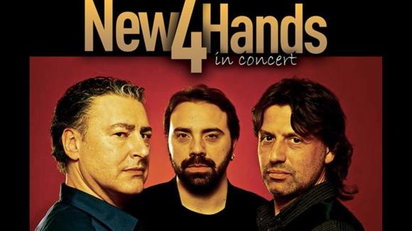 New4hands - Worldmusic Live Act in Berlin