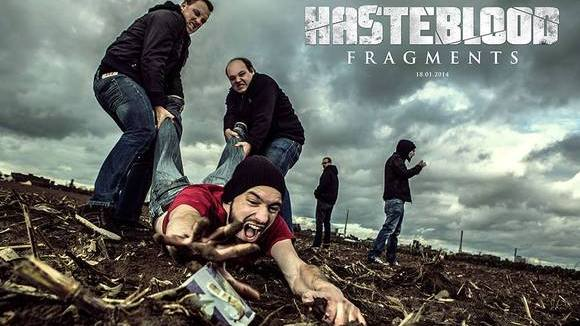 Hasteblood - Heavy Metal Metalcore Melodic Metal Live Act in Krefeld
