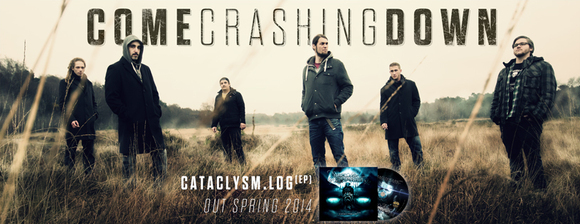 Come Crashing Down - Heavy Metal Live Act in Troisdorf