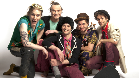 Knoblauch Klezmer Band - Worldmusic Live Act in Berlin