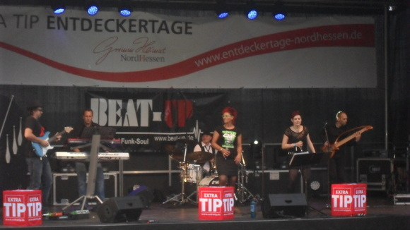 Beat Up - Soul Pop Funk Live Act in Homberg (Efze)