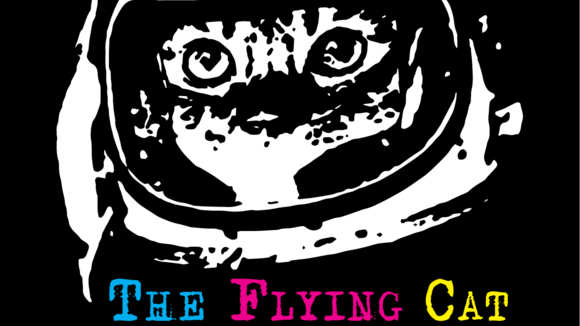 The Flying Cat - Alternative Grunge Psychedelic Fuzz Live Act in Graz