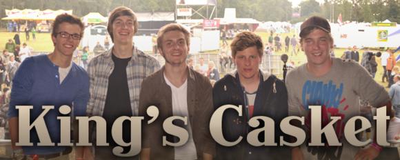 King's Casket - Pop Live Act in Lingen (Ems)