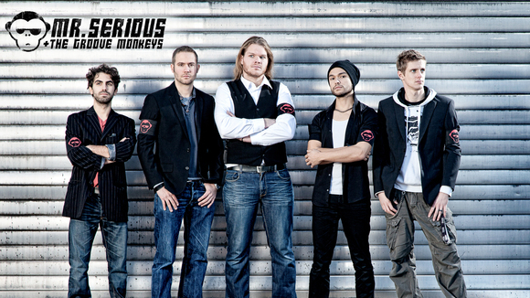 Mr. Serious and the Groove Monkeys  - Alternative Live Act in Weilheim in Oberbayern