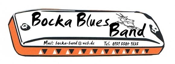 Bocka-Blues-Band - Blues Live Act in Bad Berka