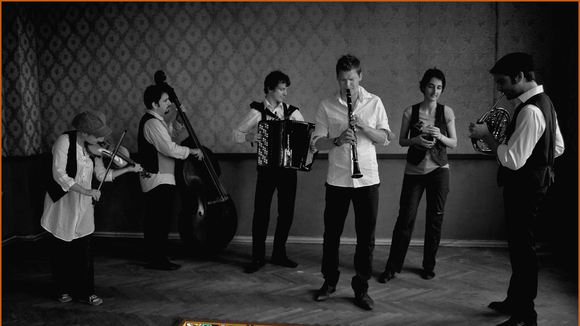Di Meschugeles - Worldmusic Klezmer Live Act in Berlin