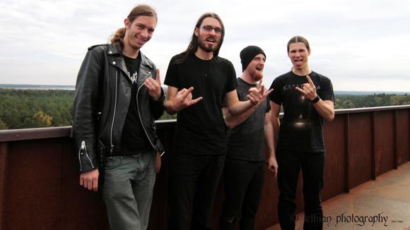 Ravine - Metal Metal Death Metal Progressive Metal Thrash Metal Live Act in Halsbrücke