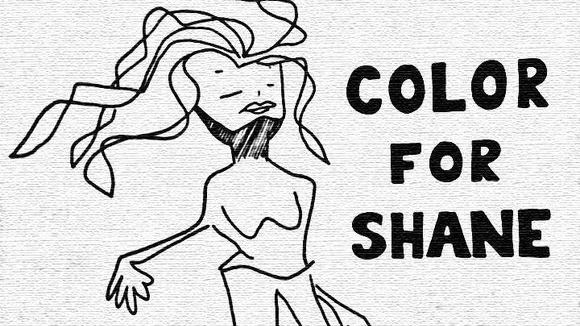 Color for Shane - Alternative Rock Post-Punk Alternative Rock Stoner Rock Indie Live Act in São Bernardo do Campo