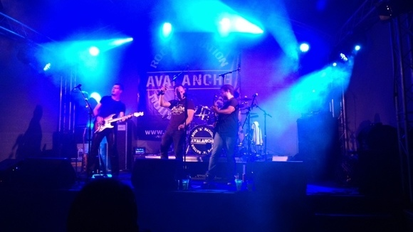 Avalanche - Rock Cover Live Act in Langkampfen