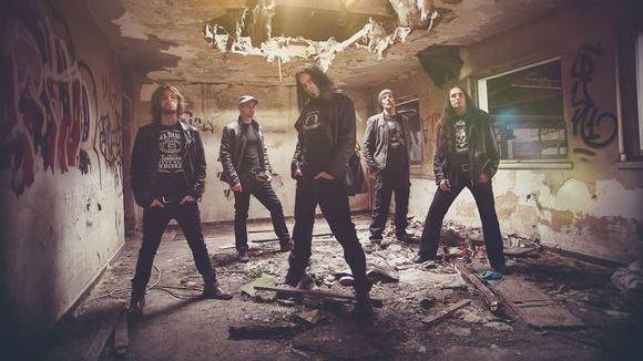 AngelInc - Heavy Metal Alternative Metal Industrial Groove Metal Live Act in Duisburg