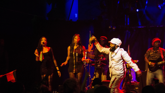 FIYAH NATION BAND - Reggae Dancehall Roots Reggae RAGGA Roots Rock Live Act in ROTTERDAM
