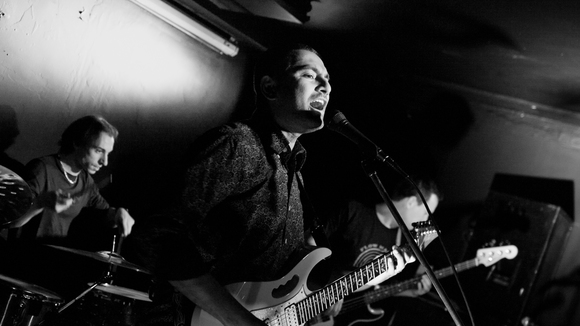 Ryan Webb - Classicrock Rock Live Act in Ruislip