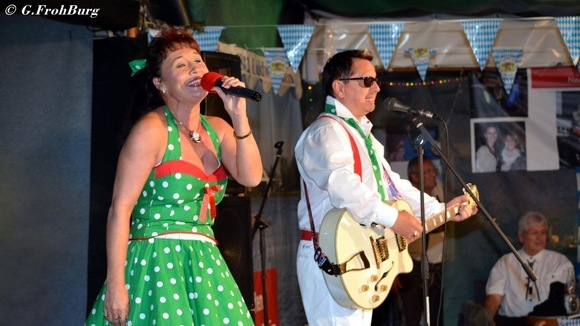 Pippi and the 50's Boy - Schlager Oldies Live Act in Plauen