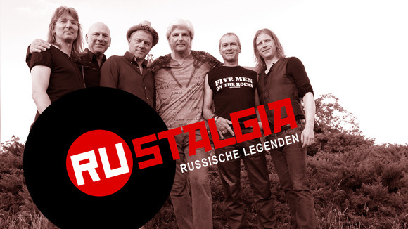 RUSTALGIA - Pop Rock Cover Melodic Live Act in Berlin