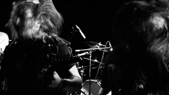 Crushing Waves - Metalcore melodic Hardcore Hardcore Punk Death Metal Thrash Metal Live Act in Berlin